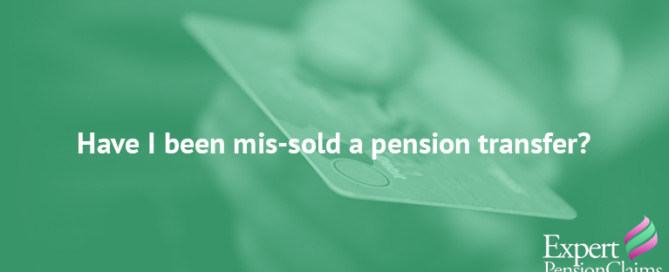 Have I been mis-sold a pension transfer?