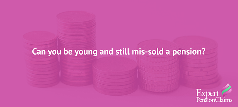 Can you be young and still mis-sold a pension?