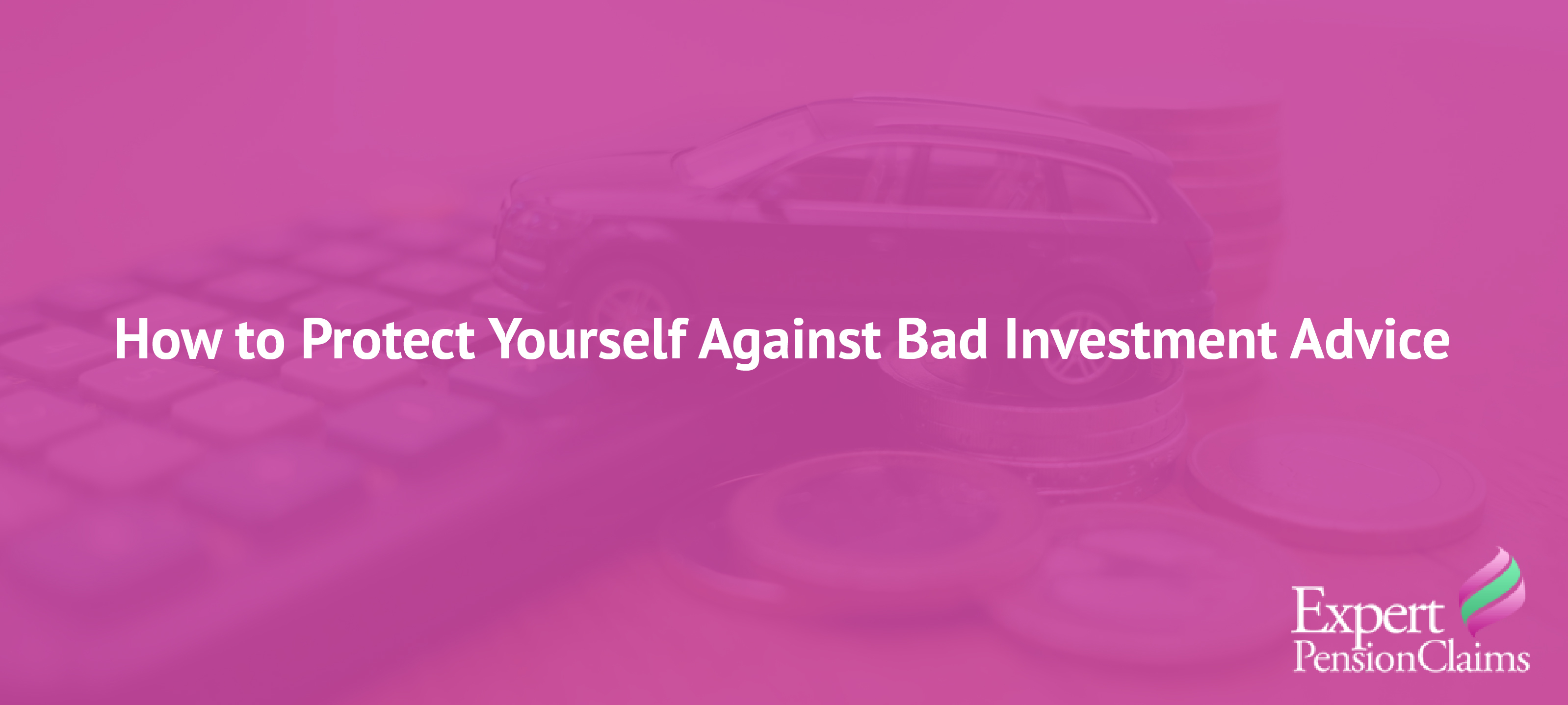 How to protect yourself against bad investment advice
