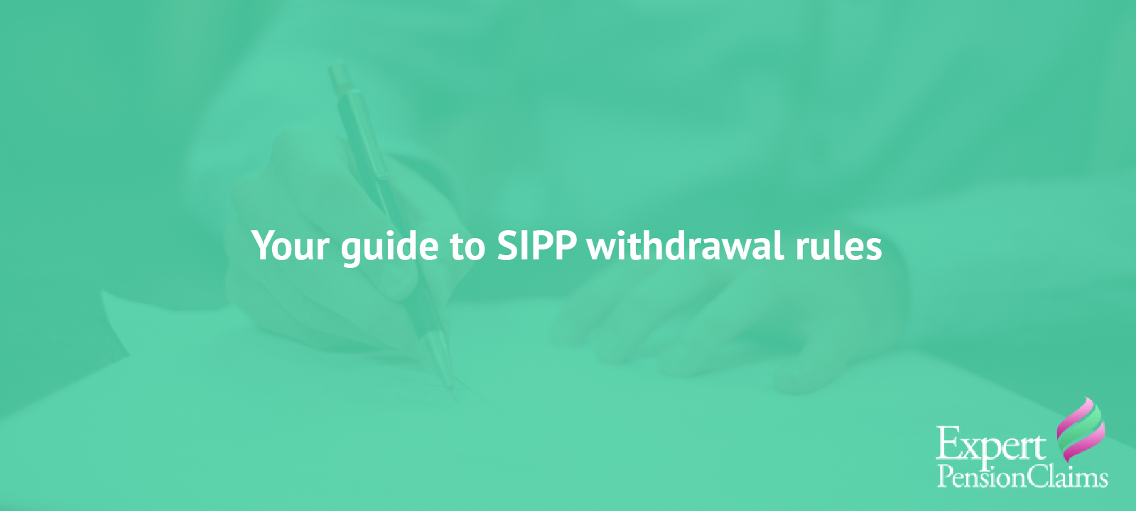 Your guide to SIPP withdrawal rules