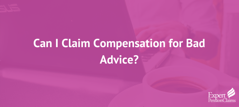 Expert Pension Claims - Claim Comensation