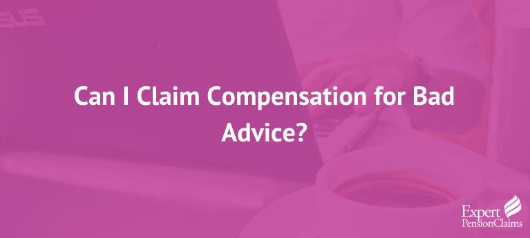 Expert Pension Claims - Claim Comensation