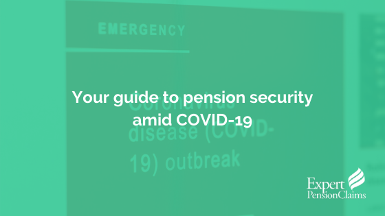 Your guide to pension security amid COVID-19
