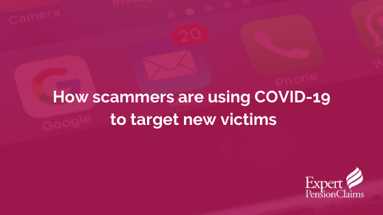 How scammers are using COVID-19 to target new victims