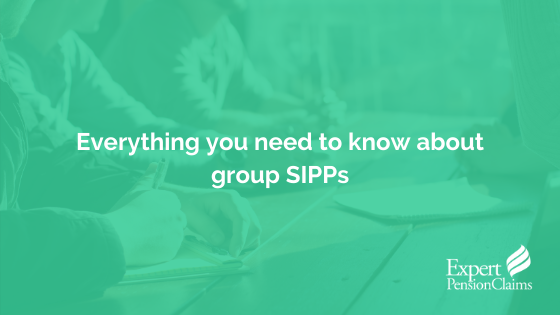Everything you need to know about group SIPPs